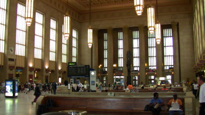 Philadelphia's 30th Street Station