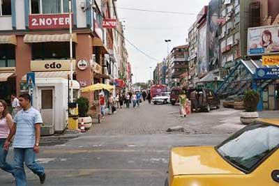 Downtown Baghdad?