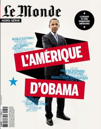 """L'Amerique d'Obama"" means ""Obama's America"""