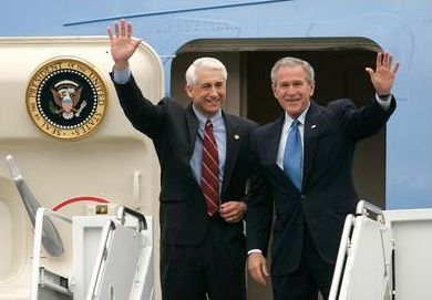 Reichert and Bush
