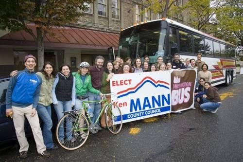 Washington Bus
