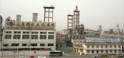 Shandong Mingshui Great Chemical