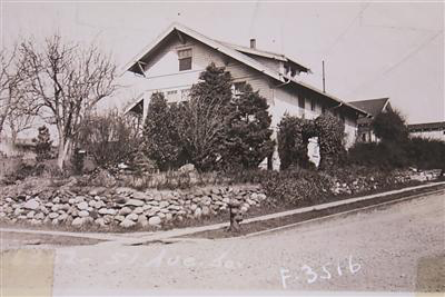This is my single family detached home (circa 1935) which makes me part of the problem, not the solution.