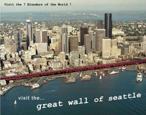 Postcard from Seattle