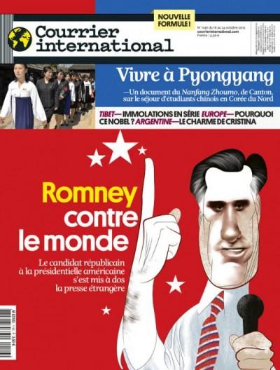romney contre le monde
