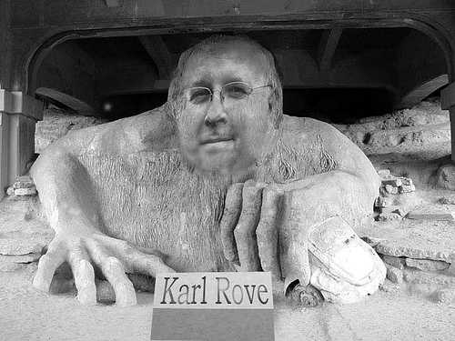 Karl Rove Troll